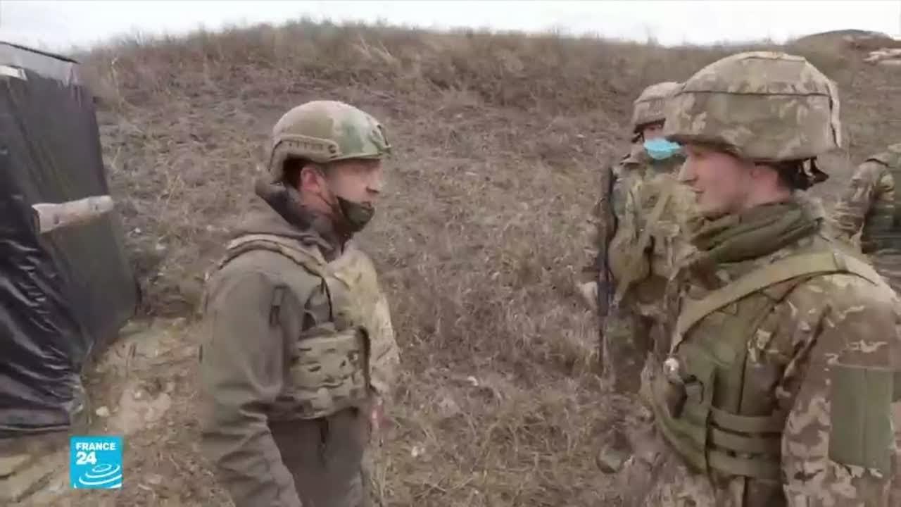 تصاعد التوتر بين حلف الأطلسي وروسيا بشأن أوكرانيا  - نشر قبل 2 ساعة