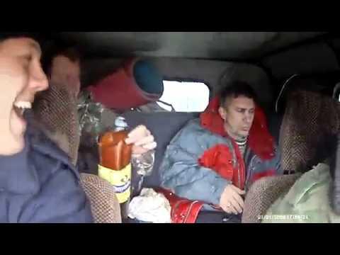 Drunk Russian Offroad Guys