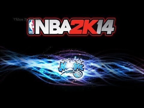 NBA 2K14 Orlando Magic