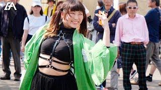 かわさき楽大師まつり 2019 よさこい - Kawasaki Raku Daishi Festival YOSAKOI Dance -