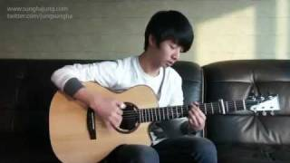Красивая музыка на гитаре(, 2012-01-15T13:49:36.000Z)