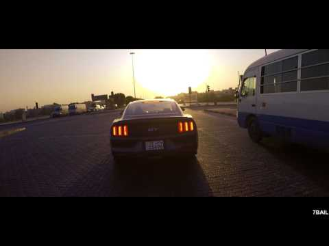 Mustang GT    Travis Scott - Goosebumps (MAYzin Remix)