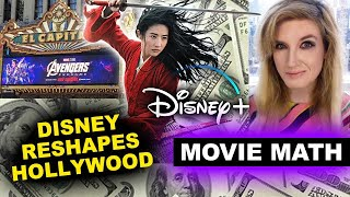 Mulan Disney Plus BREAKDOWN, Disney can now own Movie Theaters