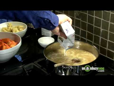 How To Make Butternut Squash Bisque
