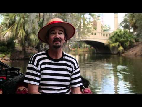 New Orleans City Park Gondola Rides