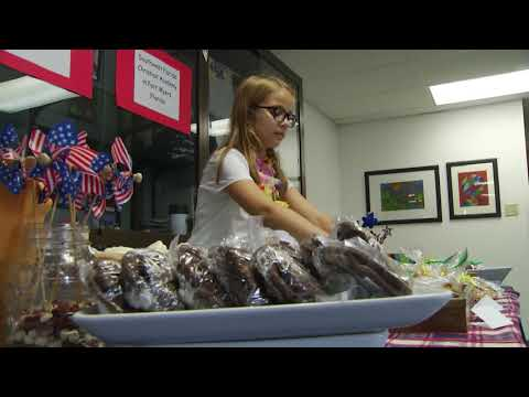 BAKE SALE FOR HURRICANE IRMA VICTIMS
