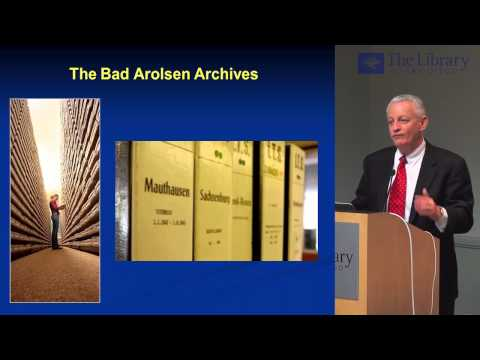 [HLHW] Missing: The Fate of the Nazi Concentration Camp Archives - with JJ Surbeck