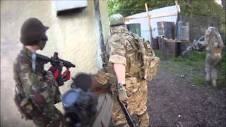 Ucz The Bunker Storm The Building Airsoft Skirmish Urban Outdoor