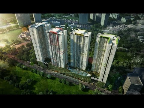 Seasons Avenue - CapitaLand's residential development in Hanoi, capital of Vietnam