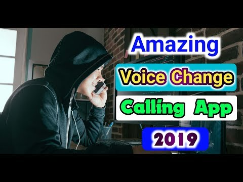 Voice Change Male To Female During Call || Amazing Voice Change On Calling App 2019