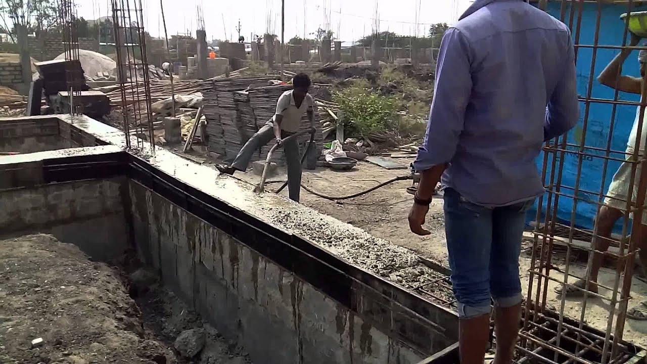 Plinth Beam Concrete Youtube