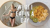 What I Eat In A Day As A ModelFashion Week PreparationSanne Vloet