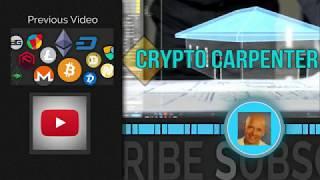 How fast I work for Crypto!  Shiplap Timelapse Boca Raton, FL