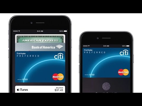 How Apple Pay For Iphone Works In Real Stores