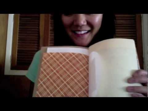 Amy Tangerine American Crafts Mini Book