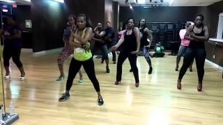 Partition Beyonce Cardio Dance with Tamika