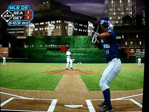 Mlb 06 The Show Career Mode Part 1 Ps2 Youtube