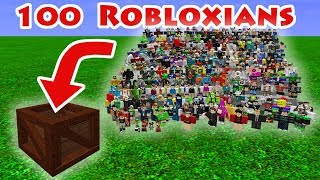 CAN WE FIT 100 ROBLOXIANS INTO A SMALL BOX?! / The Most Cramped Roblox Place screenshot 5