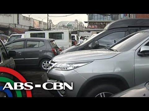Bandila: Pay parking sa ilang kalsada sa Maynila, kinuwestiyon ng MMDA