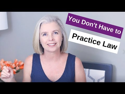 Alternative Careers for Lawyers | Yeah - I burned out too!
