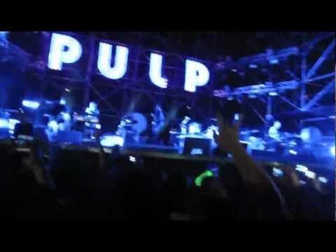 Intro + Do you remember the first time / PULP CHILE / PRIMAVERA FAUNA 2012 mp3