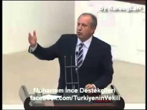 Muharrem Ince : Tayyo korkusu mu, Allah korkusu mu ?