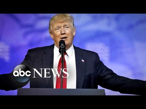 President Trump slams media amid news of FBI-White House contact over Russia probe