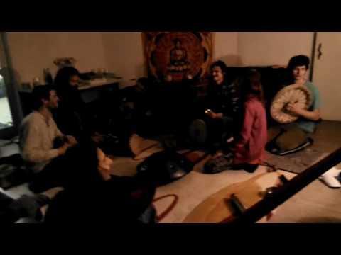 Klub propojení - Rainbow family 🌈 setkání (mussic jam session) Part 2 [Prague, the Czech Republic]