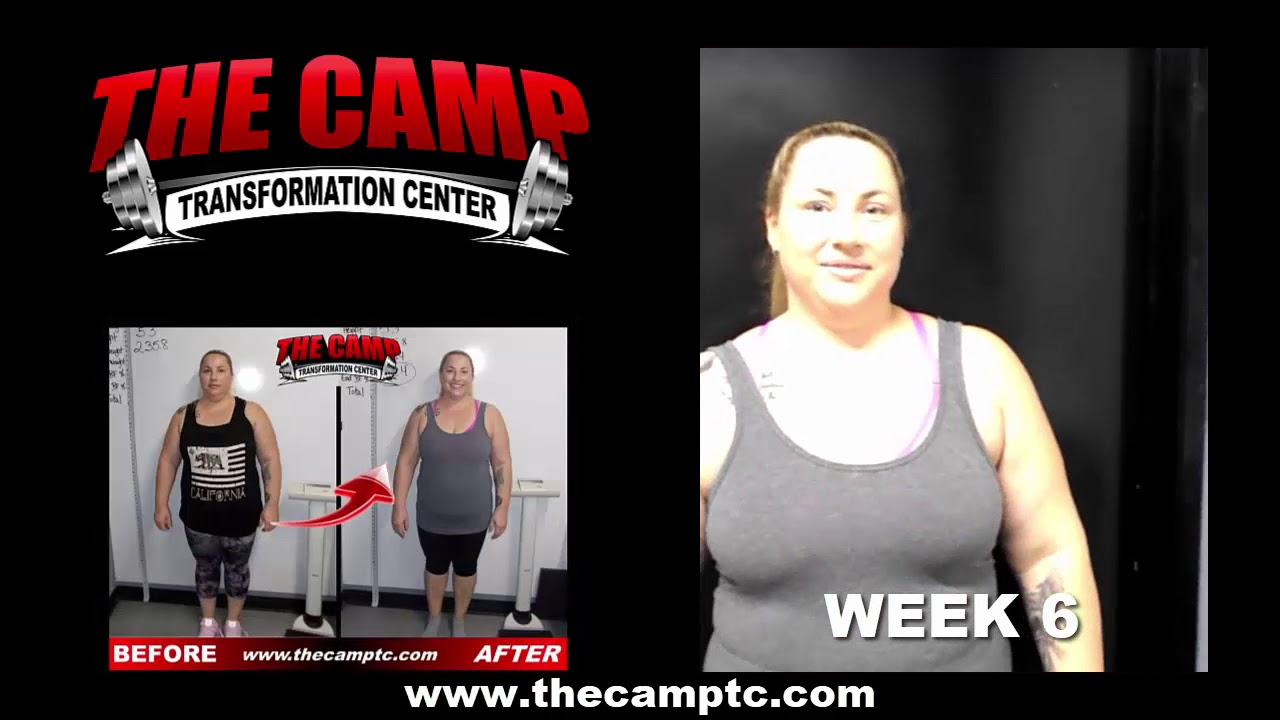 Riverside Weight Loss Fitness 6 Week Challenge Results Stephanie T