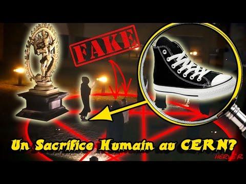 La Vérité sur le Mystérieux Sacrifice Humain du CERN