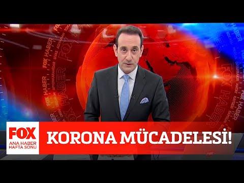 Korona mücadelesi...  2 Ağustos 2020 FOX Ana Haber Hafta Sonu