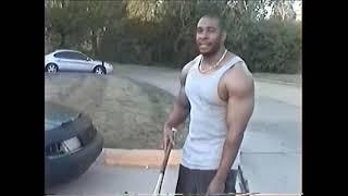 Man Confronts Internet GANGSTA!
