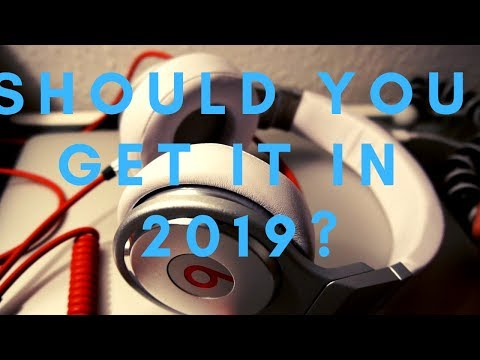 Dr Dre Beats Pro Review - still worth it in 2019? -  Got a good deal #beatsbydre#review#bargain