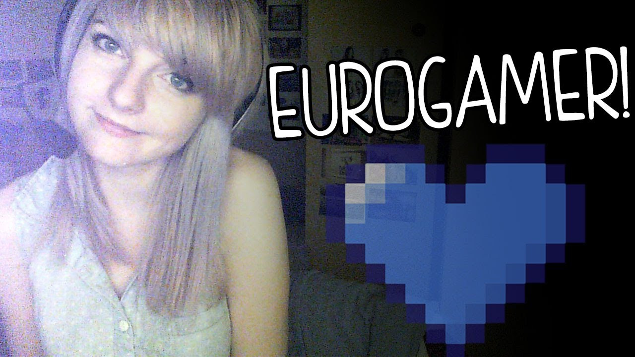 I'm Going To Eurogamer :) - Please *boop* the like button to support my channel :)