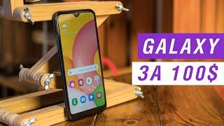 Что может смартфон за 100$ от Samsung? Обзор на самый дешевый Samsung - Galaxy A01: минусы и плюсы