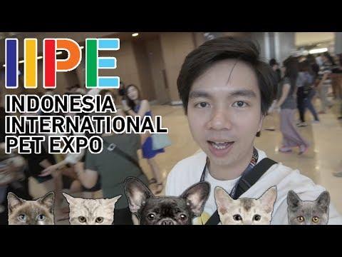 Indonesia International Pet Expo - MiawAug Vlog