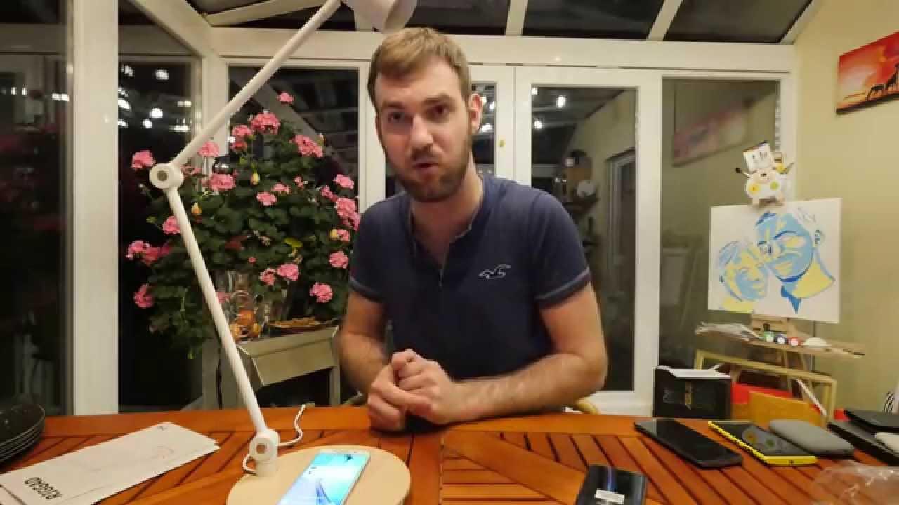 Ikea Riggad Qi Wireless Desklamp Review 4k Uhd Youtube