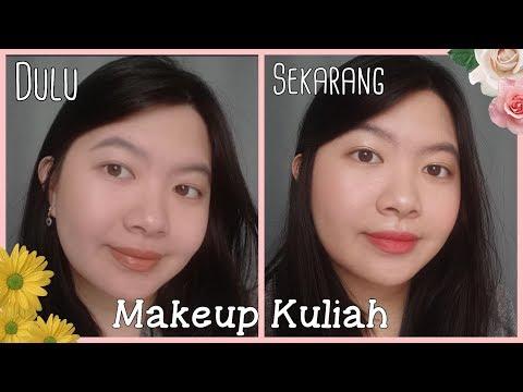 makeup-kuliah-ester-dulu-dan-sekarang- -makeup-dulu-parah-banget...