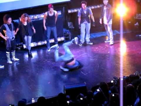 Quest Crew - second performance / freestyle [ISA NY 2010]