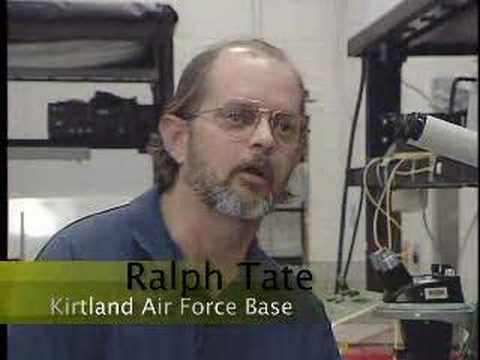 Air Force Laser Lab Promo
