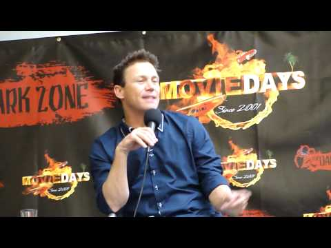 Brian Krause  Movie Days Convention 2014  Q&A Panel