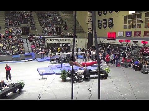 2017 WEST POINT GYMNASTICS OPEN (Army, Penn State, Nebraska, Springfield) - NCAA Men's Gymnastics