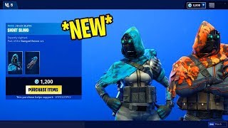 'NEW' LONGSHOT ET INSIGHT SKIN à Fortnite! - MISE À JOUR EN DIRECT DE MAGASIN D'ARTICLE ! - 15 décembre