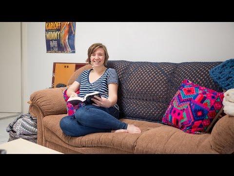 Loren's story - Bachelor of Arts (Creative Writing)