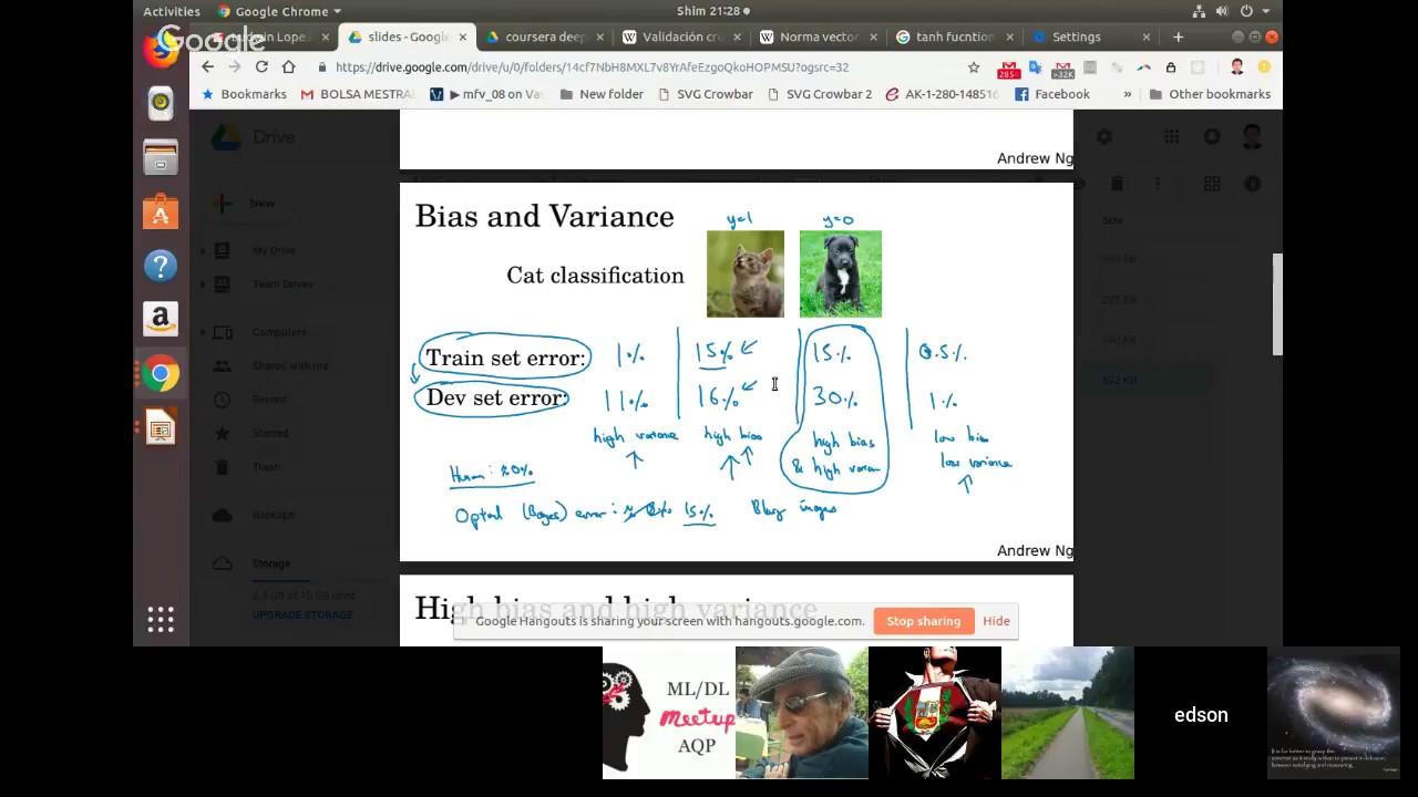 Improving Deep Neural Networks: Hyperparameter tuning, Regularization and  Optimization Part I