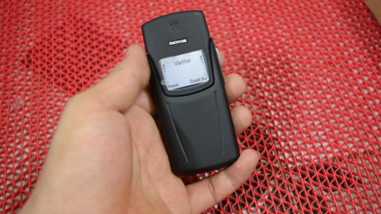 Nokia 8910i chiếc điện thoại cổ giá .3tr900 có đáng để mua không ???