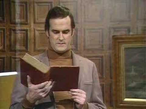 Monty Python - A Book At Bedtime