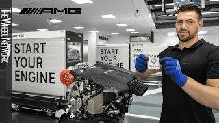 Mercedes-AMG M139 Engine Plant – Production of Next Generation A 45 / CLA 45 / GLA 45 Engine