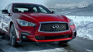 INFINITI 2018 Q50 | Design with Black Crows Skis founder Camille Jaccoux