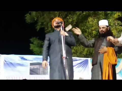 Syed Shajar Ali Madari..Majlees-e-Hasnain_Karimain..in Sasrod (M.A.Q NAAT)